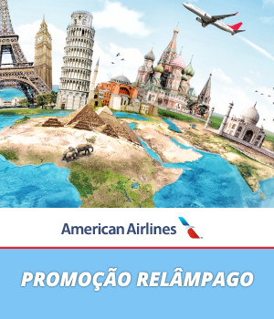 Passagens American Airlines