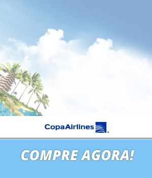 Passagens Copa Airlines