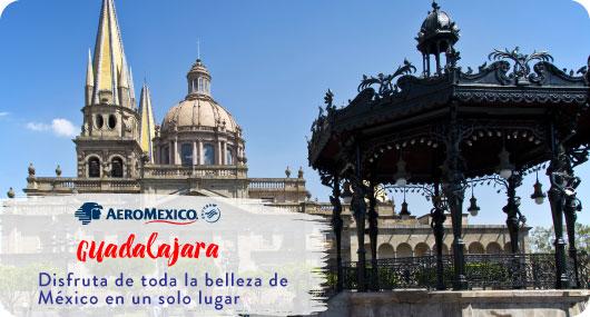 Vuelos A Guadalajara Por Aeromexico En Outlet Quiero