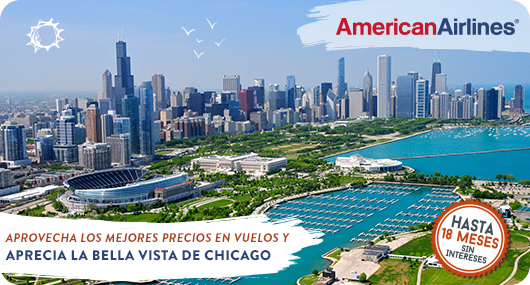 Vuelos American Airlines