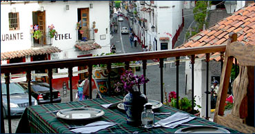 Gastronomía en Taxco