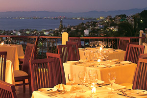 Restaurants in Puerto Vallarta