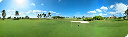 Golf in Cancun