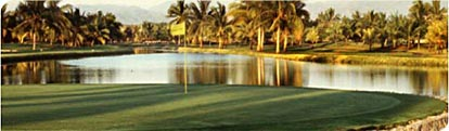Golf at Puerto Vallarta