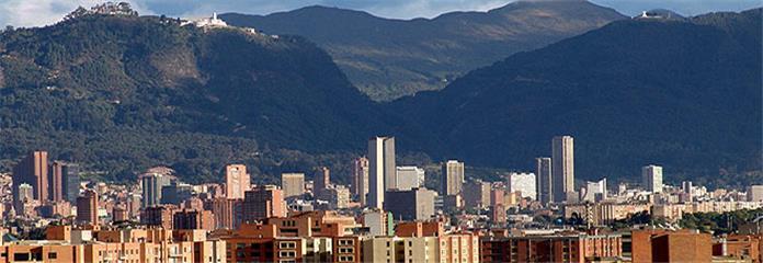 Férias - Bogotá