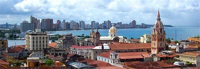 Férias - Cartagena
