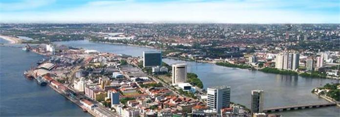 Férias - Recife