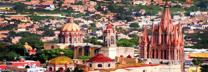 Todo para tus Viajes a San Miguel de Allende