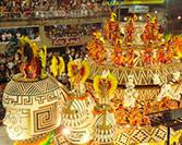 Carnaval in Brazil: An Explosion of Rhythm and Color