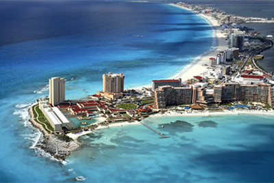 From Jungle to City: The Birth of Cancun