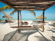 Beach in Holbox