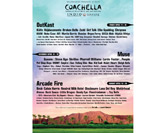 The Coachella Festival Surprises with Attractions from the