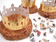 Los Reyes Magos y la Rosca de Reyes