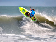Kieran Grant in the Riviera Nayarit