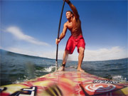 Paddleboard in the Riviera Nayarit