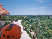 Ziplining in Xplor: An Electrifying Adventure in Cancun