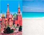 From Russia to Cancun: Far away… So close