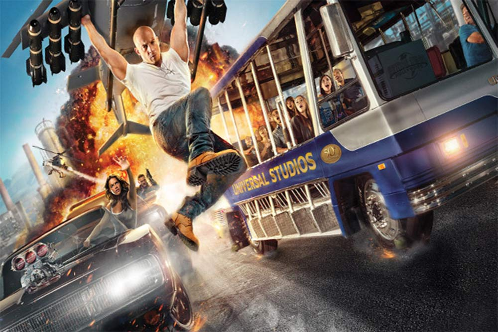 Fast & Furious-Supercharged Universal Orlando