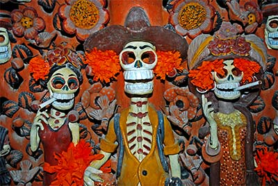 Xcaret and the Magic of the Festival of Life and Death