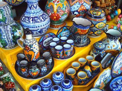 Talavera the ceramic as an expression of art for Ceramica talavera madrid