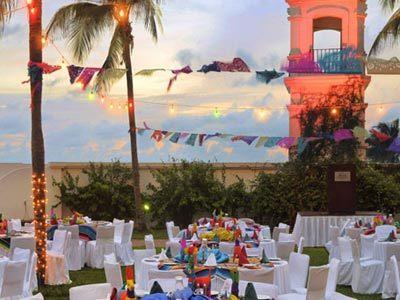 Wedding Facilities Princess Mundo Imperial Riviera Diamante Acapulco
