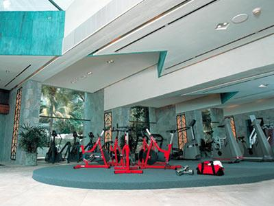 Fitness Center Princess Mundo Imperial Riviera Diamante Acapulco