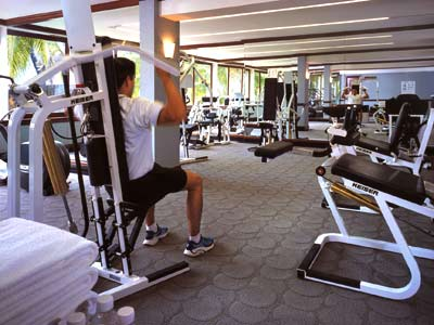 Fitness Center Pierre Mundo Imperial Riviera Diamante Acapulco