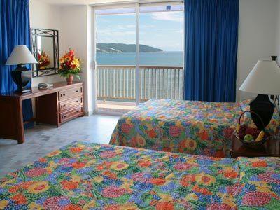 Ritz hotel en acapulco m xico for Habitaciones sobre el mar