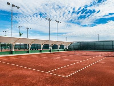 Tennis Court (s) Palacio Mundo Imperial