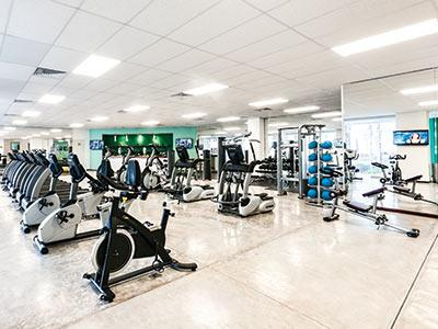 Fitness Center Palacio Mundo Imperial