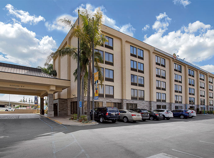 Comfort Inn and Suites Anaheim