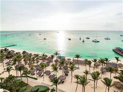 Beach Barcelo Aruba