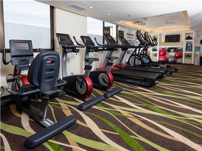 Fitness Center Barcelo Aruba