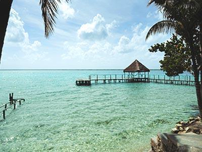 Rancho encantado eco resort en bacalar for Hotel luxury en bacalar