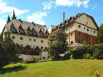 hoteles en bariloche argentina: