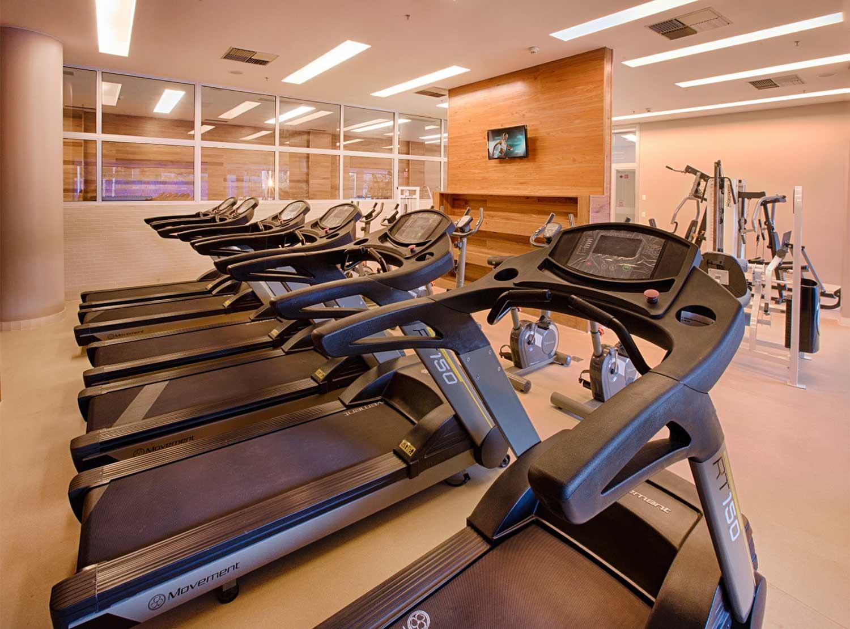 Hotel Vision Hplus Express   Brasília bestday.com.br #A0562B 1500x1110 Balanca Eletronica Banheiro