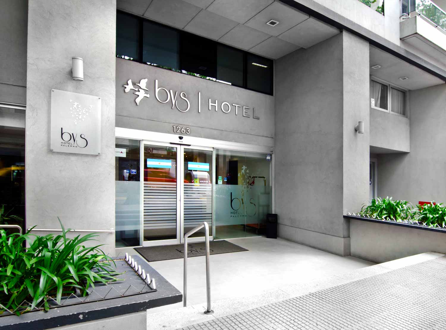 Hotel Bys Palermo In Buenos Aires Argentina Booking