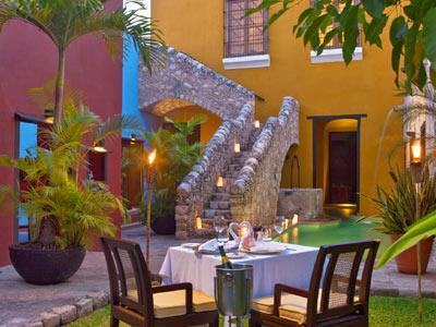 Hacienda puerta campeche m xico for Hoteles en la puerta