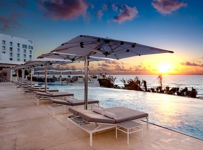 Piscina (s) Le Blanc Spa Resort