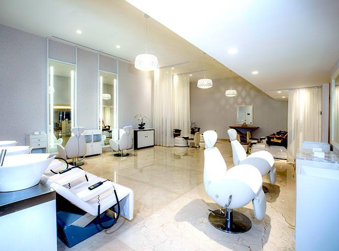 Salón de Belleza Le Blanc Spa Resort
