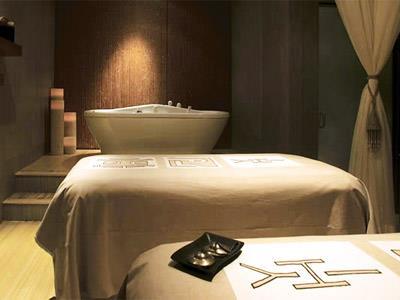 nuevo sala de masaje salida