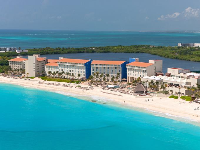 the westin resort and spa cancun in cancun mexico, cancun hotel