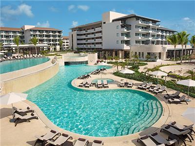 Piscina (s) Dreams Playa Mujeres Golf and Spa Resort