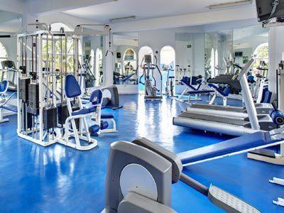 Fitness Center Occidental Costa Cancun