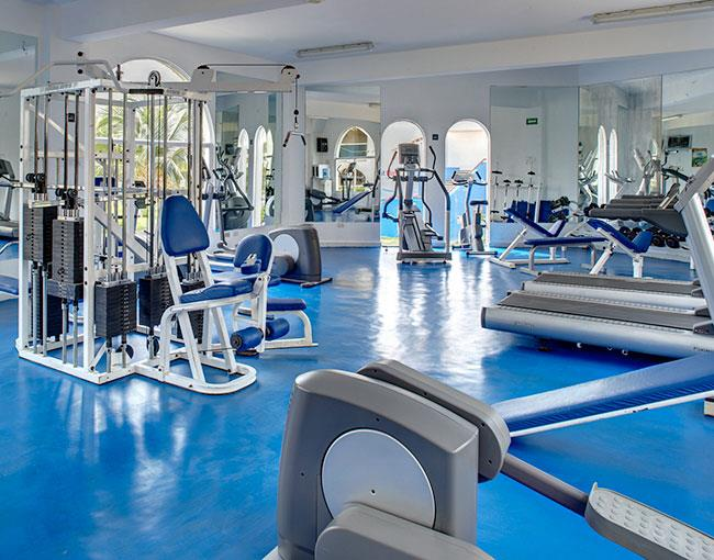 Gimnasio Occidental Costa Cancún