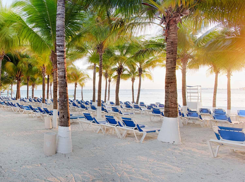 Beach Occidental Costa Cancun