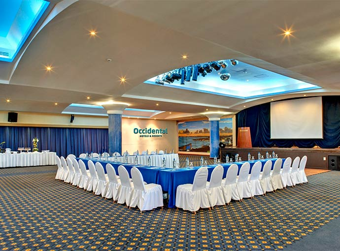 Salón (es) para Eventos Occidental Costa Cancún