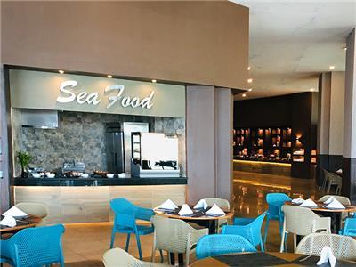 Restaurante (s) Seadust Cancun Family Resort