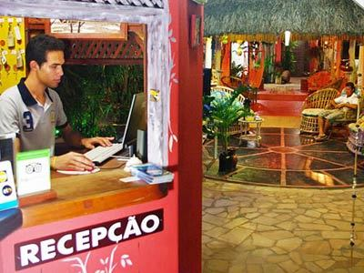 Canoa Quebrada Hotel Hotel Tropicalia in Canoa