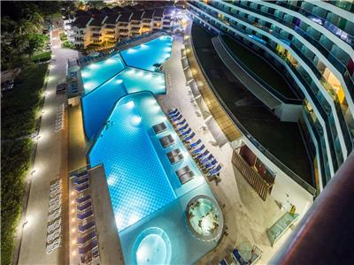 hotel de las americas en cartagena: